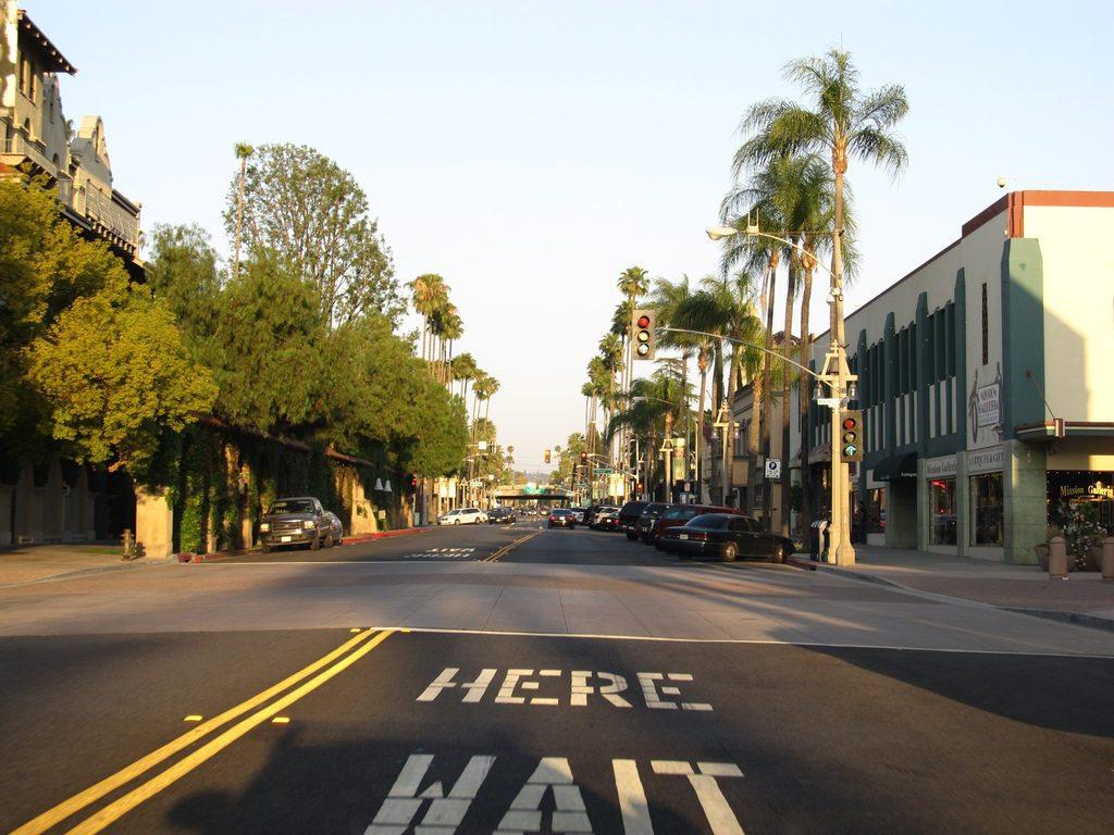 Downtown RIverside, Calif./Flickr user Ken Lund