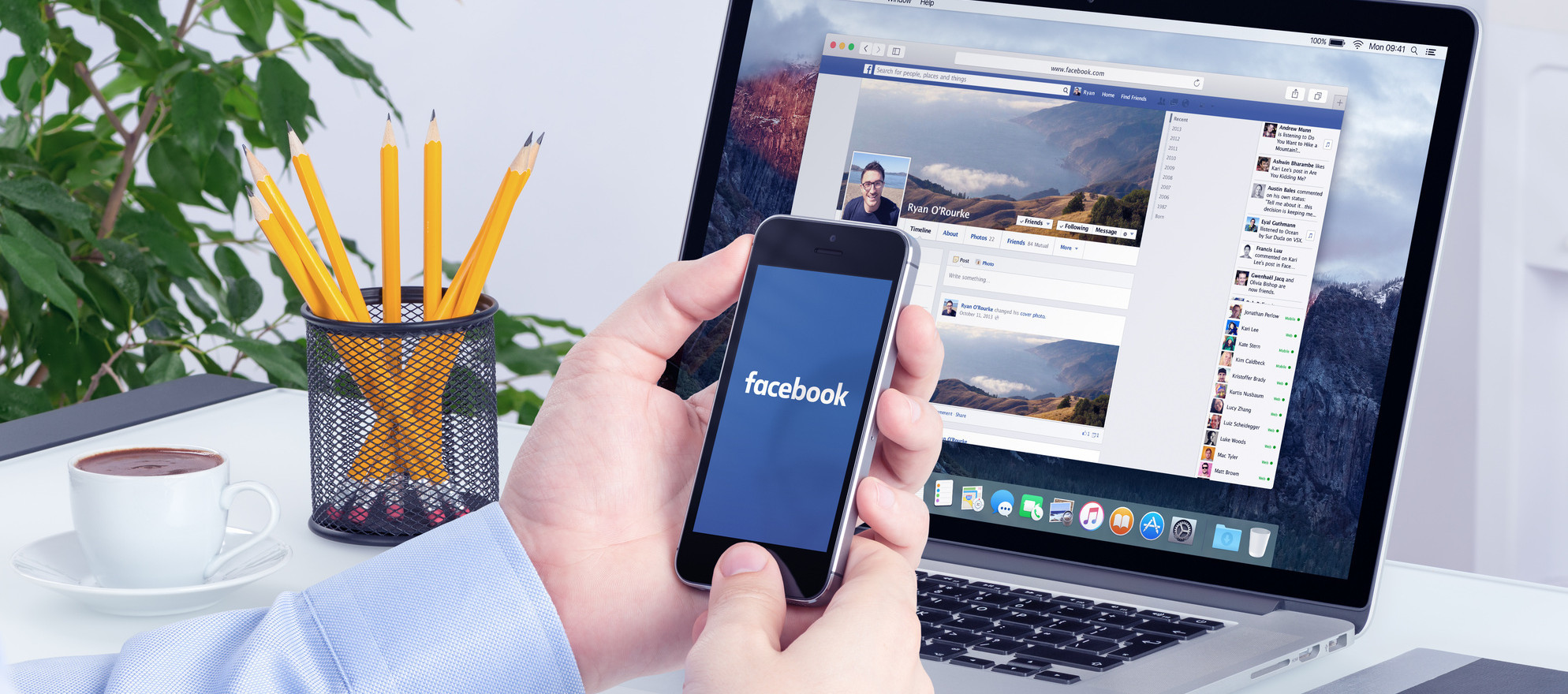when to post on facebook real estate
