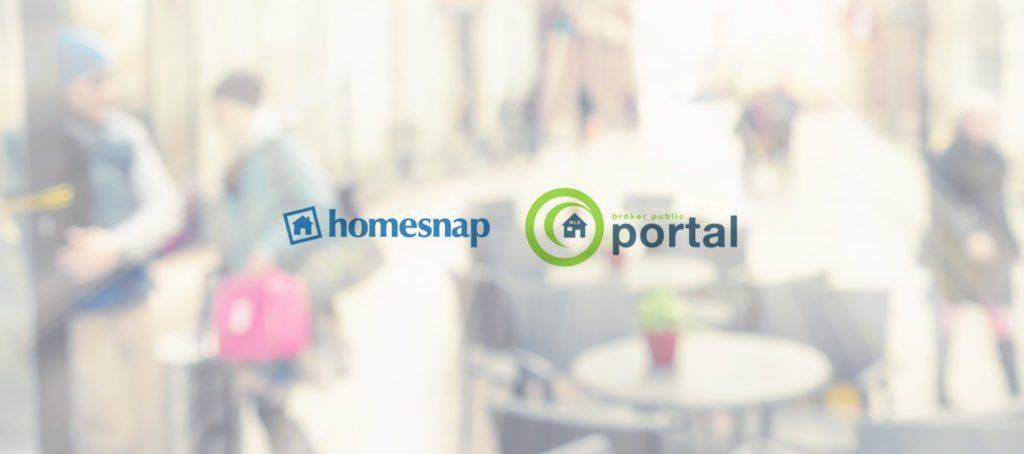 Homesnap Broker public portal