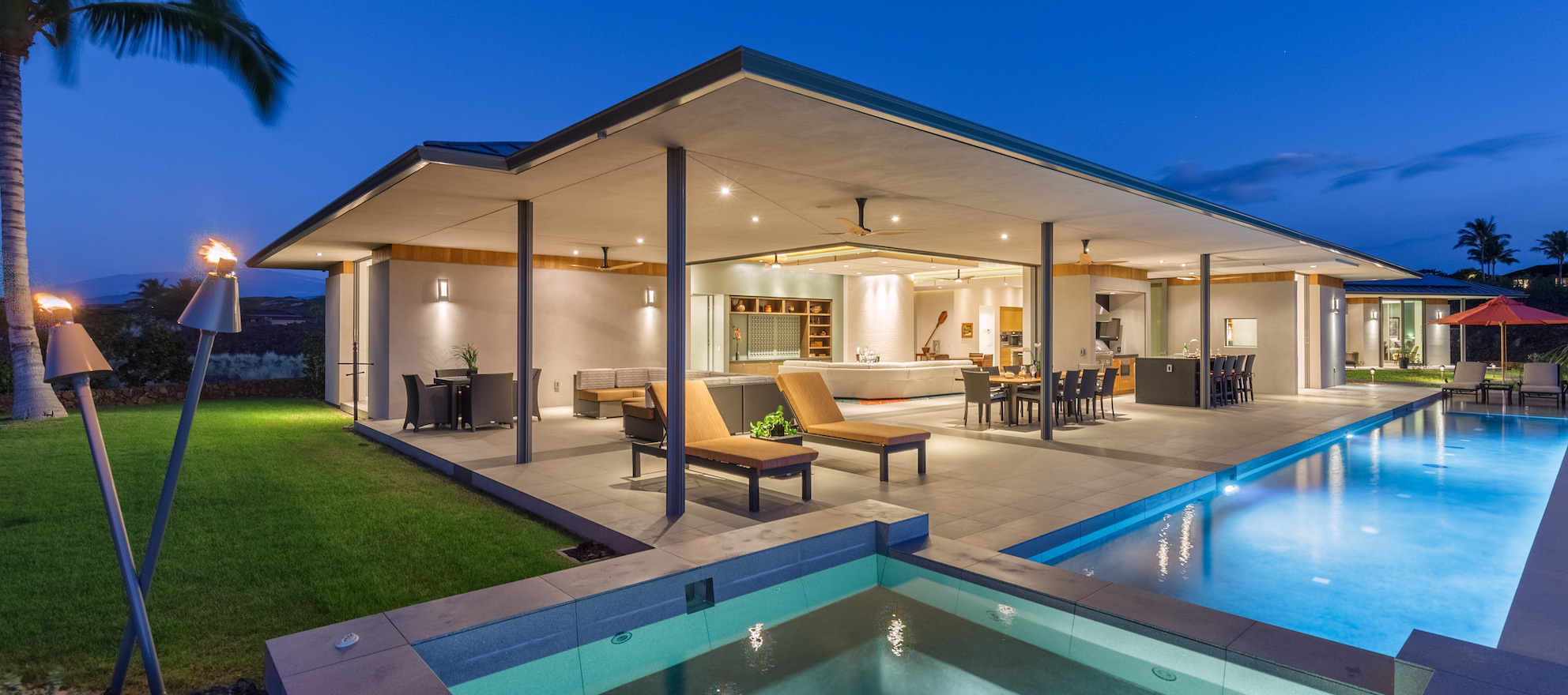 Luxury listing: 4-building compound on Hawaii's Big Island