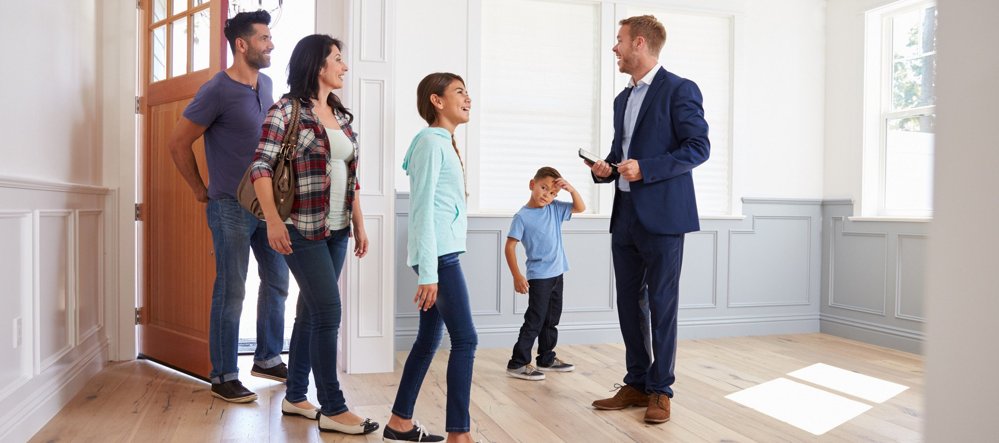 what to avoid at showings
