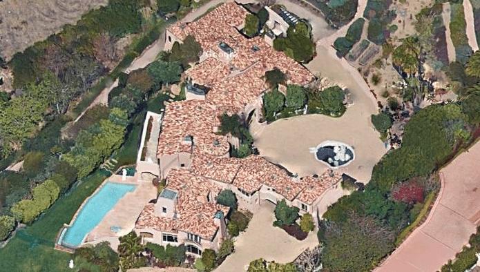 /Google Maps screenshot