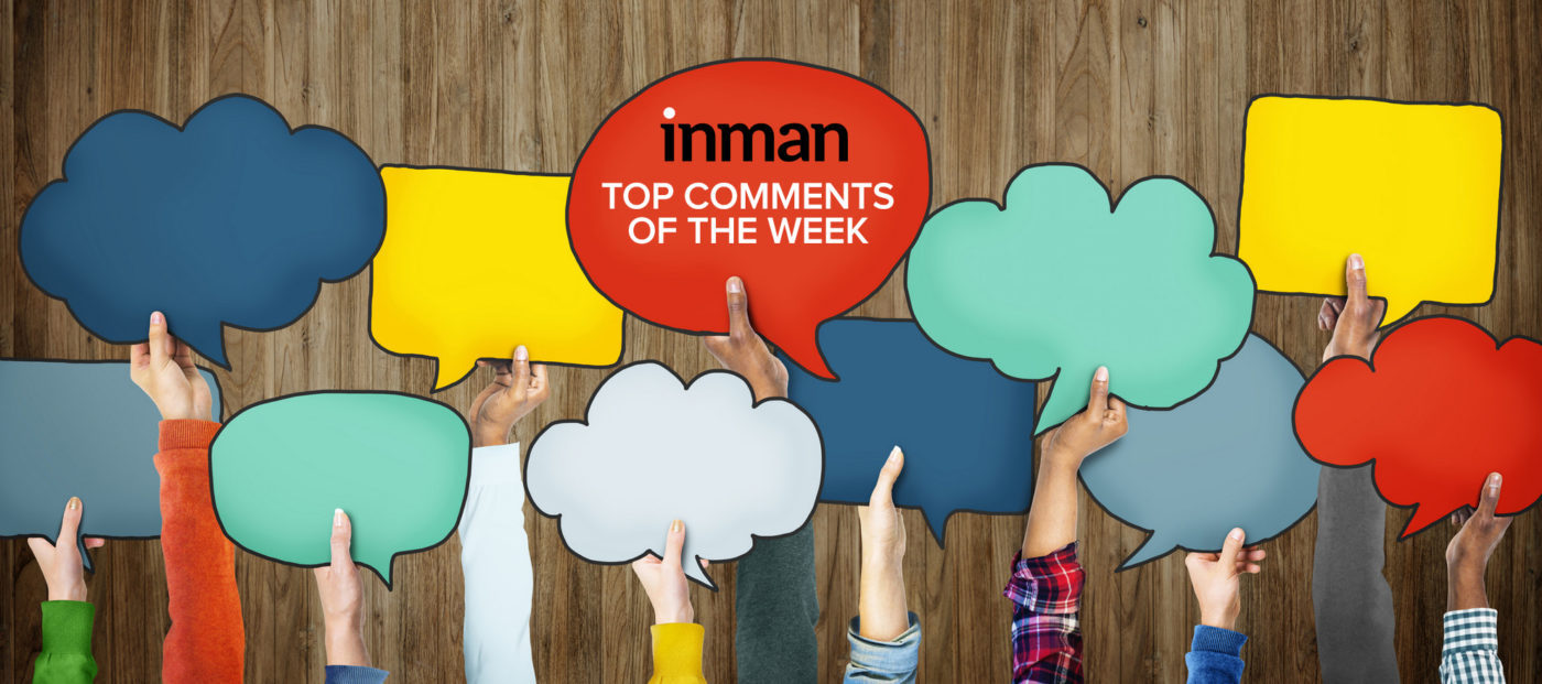 top comments inman news april 3-7