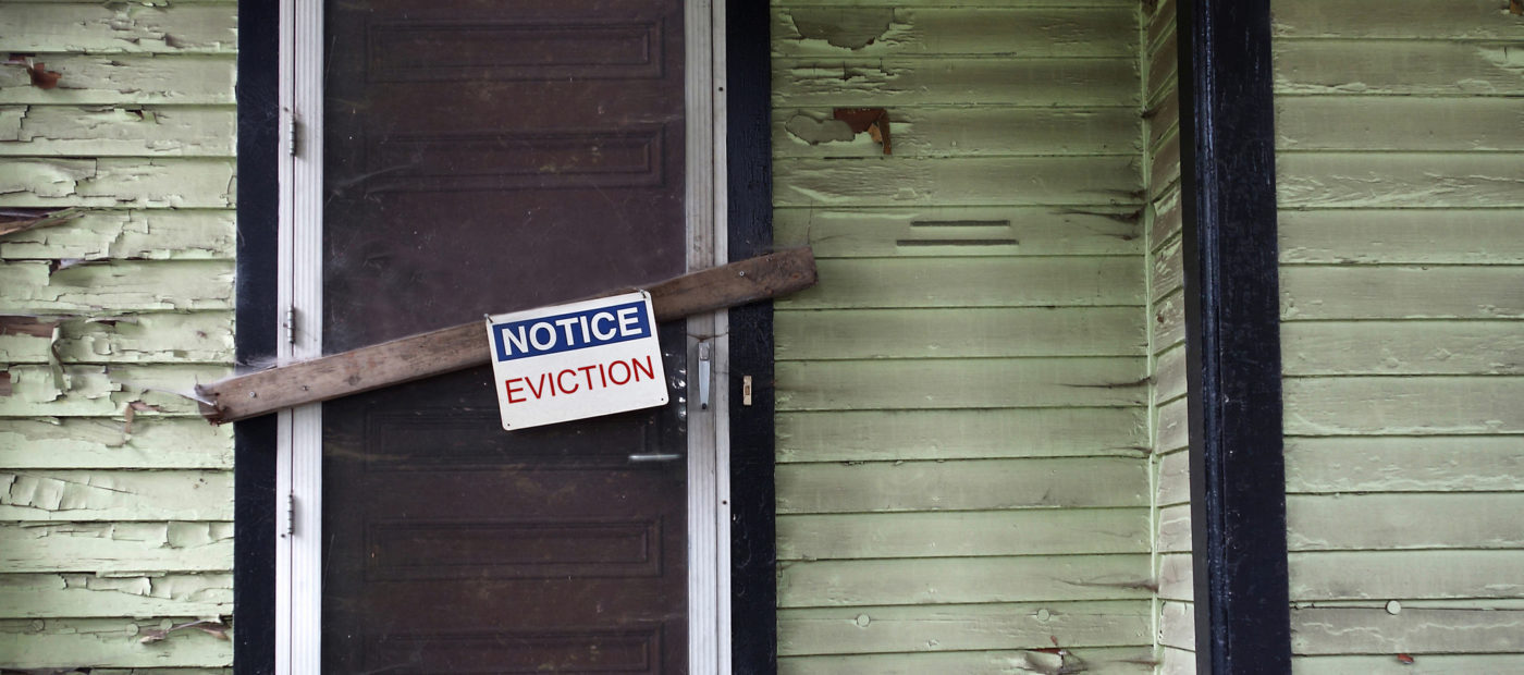Alabama and Georgia Realtors sue Trump administration over 'unconstitutional' eviction ban
