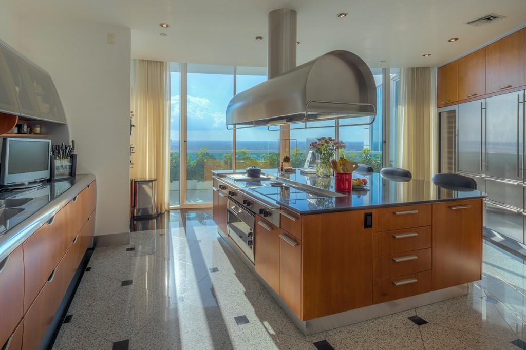 Pharrell Miami penthouse
