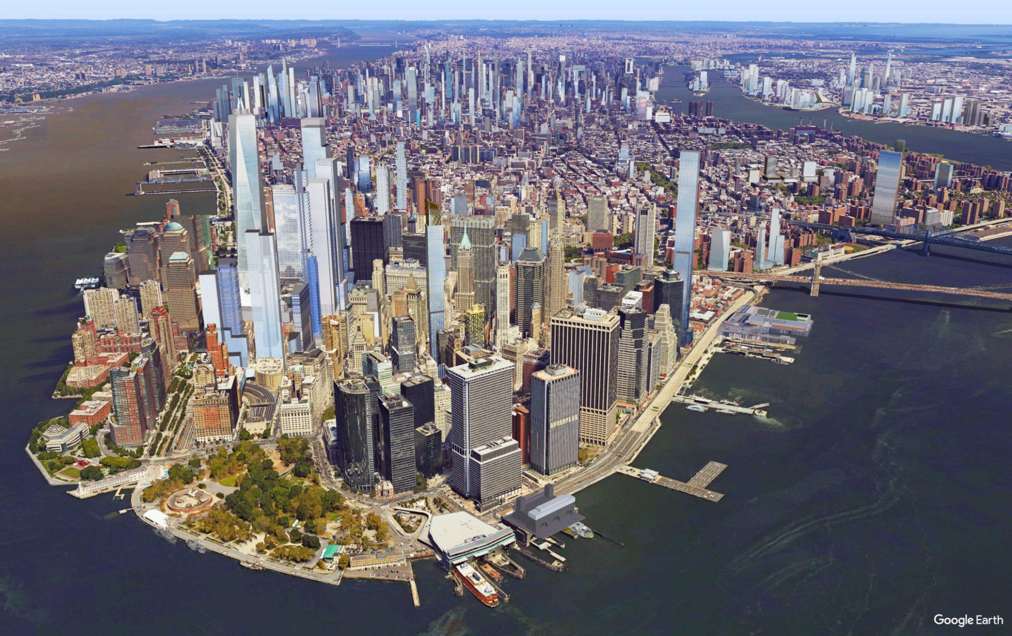 new Manhattan development