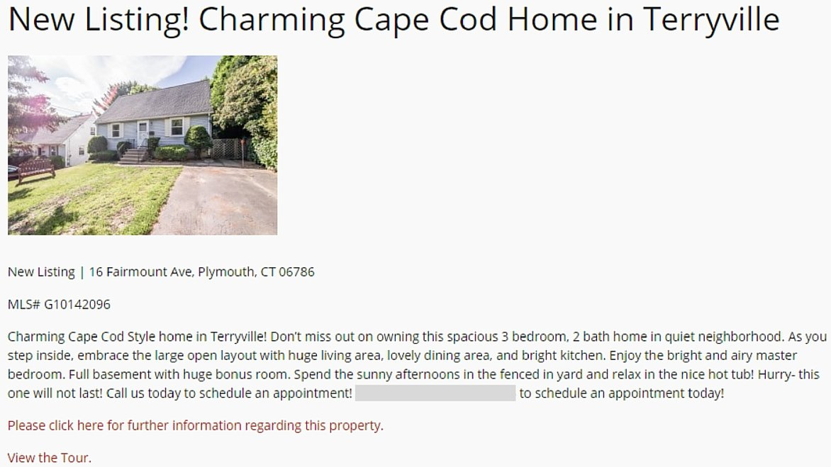 Featured Listing bad