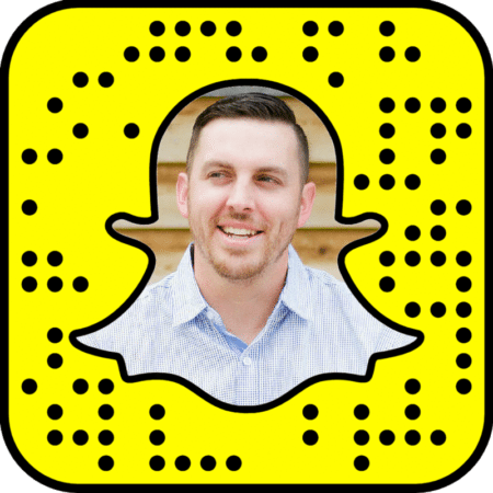 Follow Dustin Brohm on Snapchat