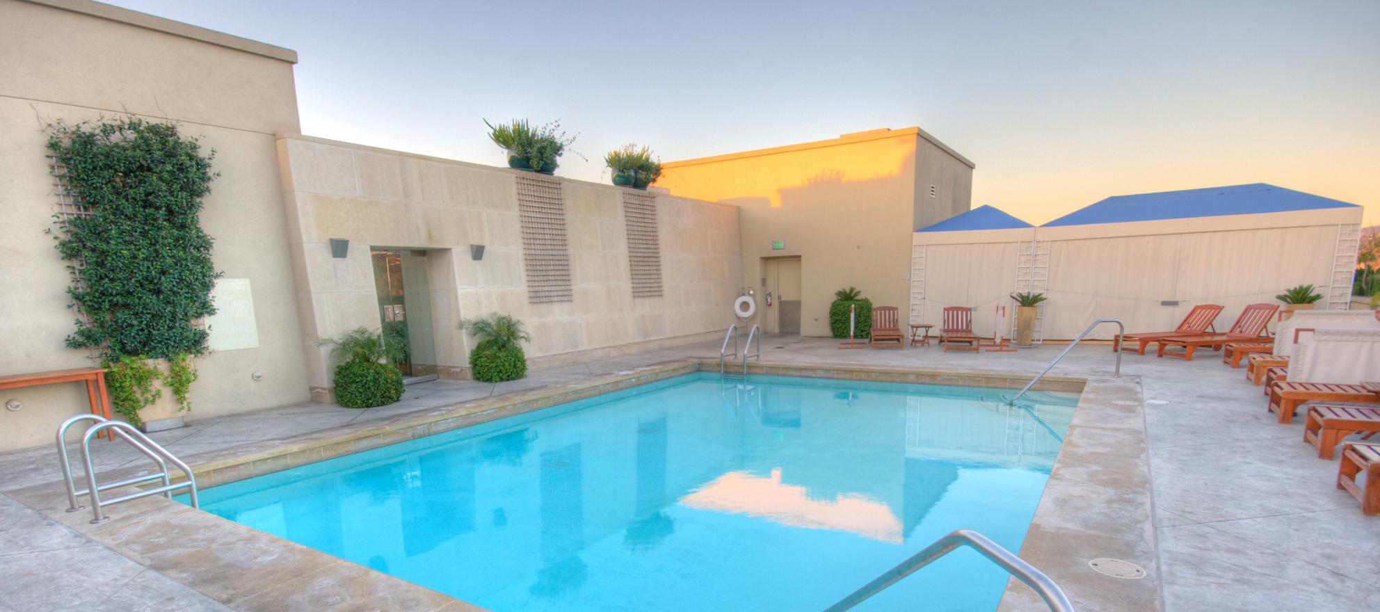 LA home price