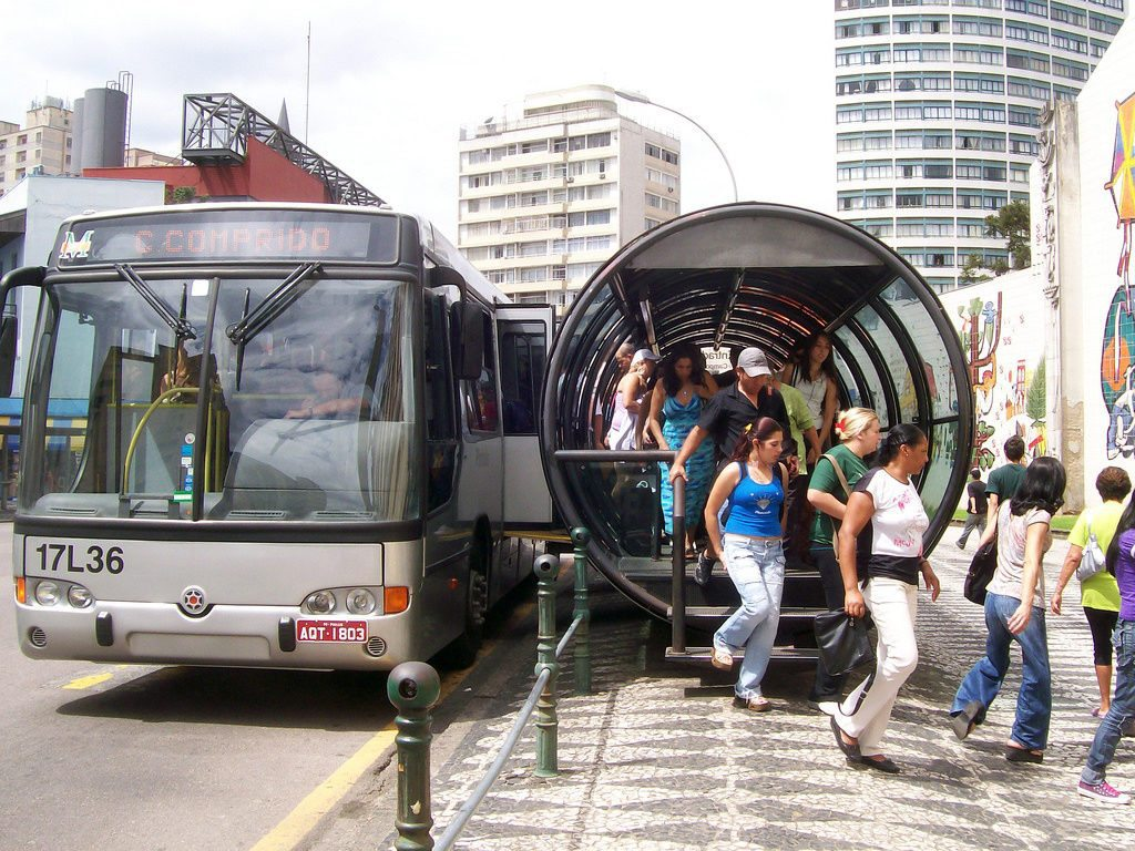 Urban renewal Brazil
