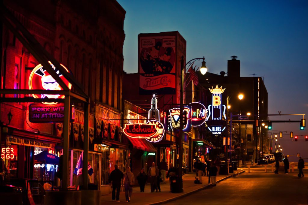 Memphis, Tennessee/Flickr user Thomas Hawk