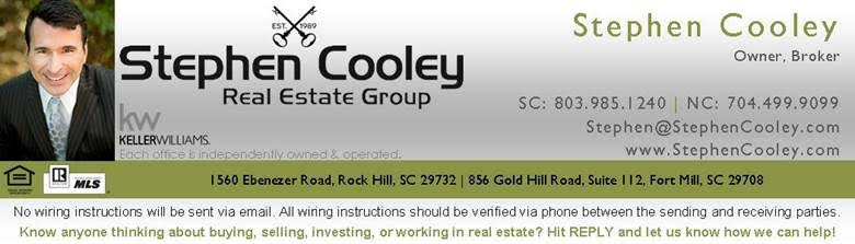 Stephen Cooley's email signature