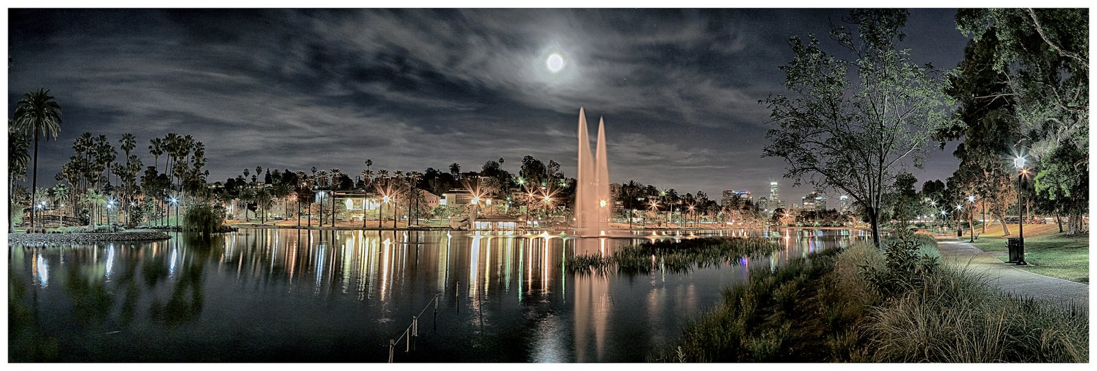 Echo Park, Los Angeles/ Richard Cawood