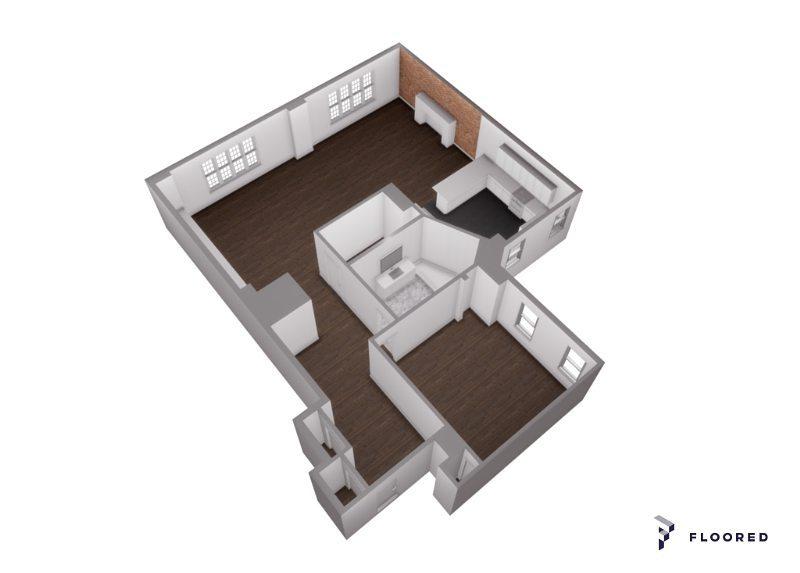 StreetEasy 3-D Floorplan (PRNewsFoto/StreetEasy)