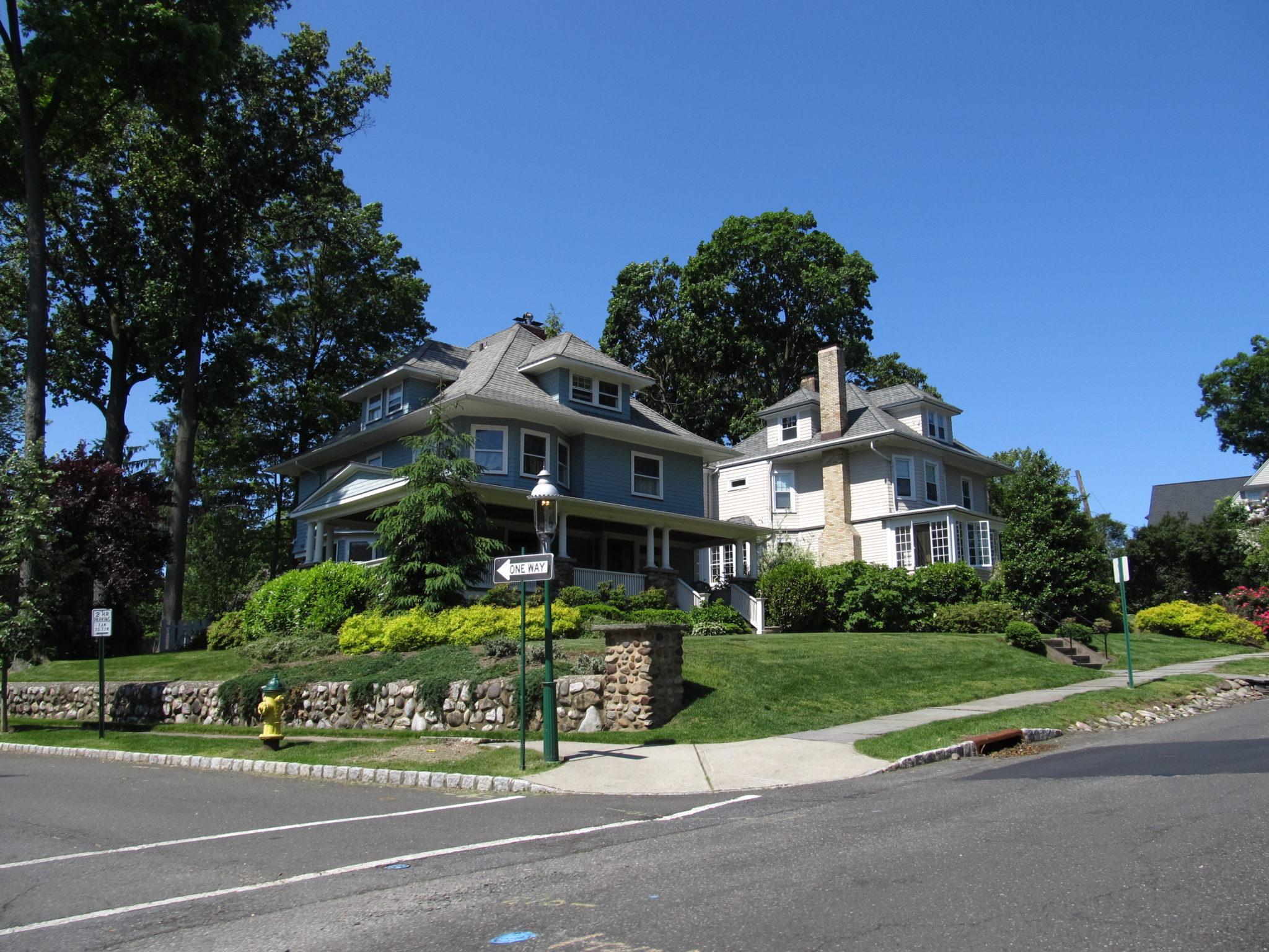 Home in Glen Ridge / Flickr user Ken Lund