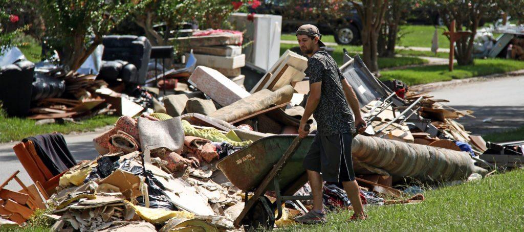 real estate vendors houston flood