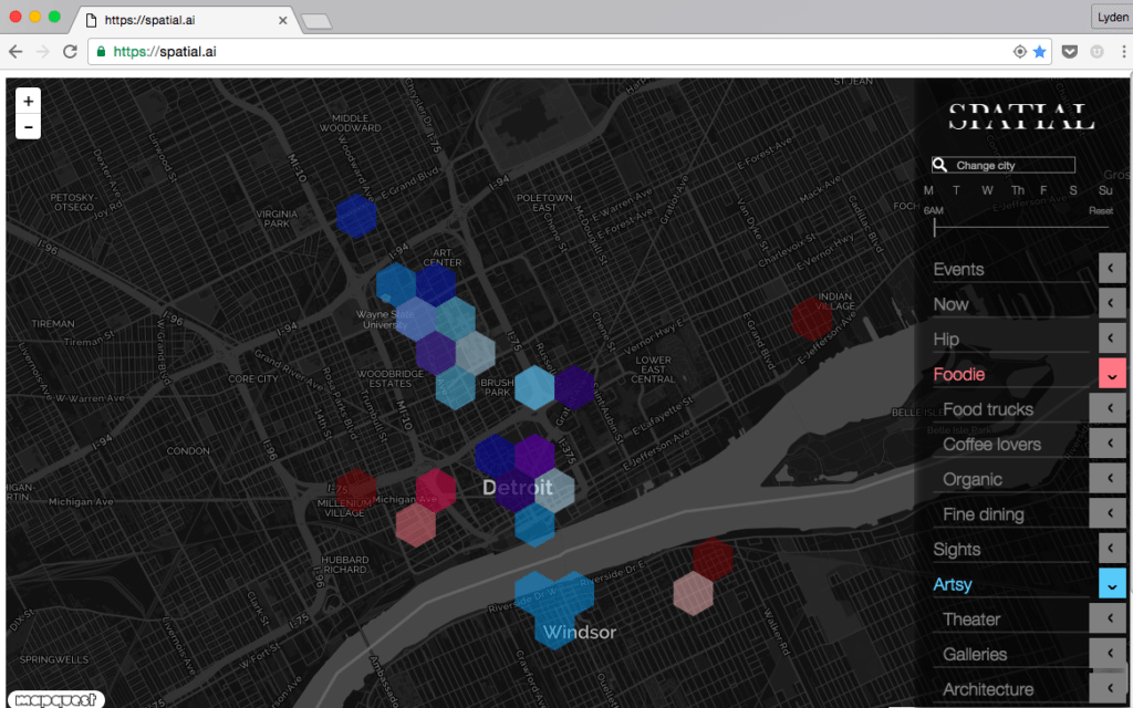 Spatial_map