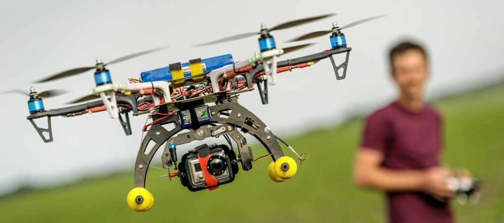 New drone rules could pave way for listing photos that 'pop'