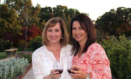 Tammra Borrall and Sheela Hodes