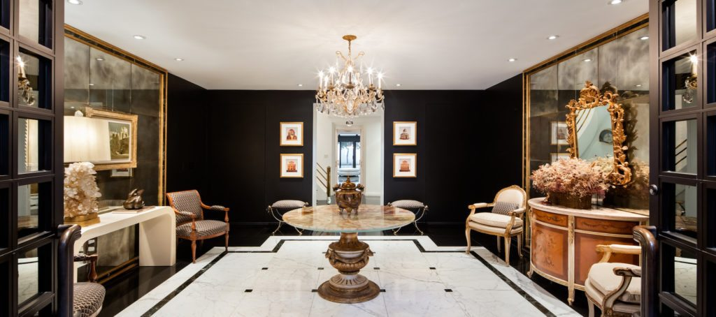Luxury listing: six-floor townhouse in the heart of Upper East Side