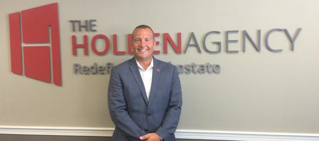 Jerry Holden, broker-owner of The Holden Agency