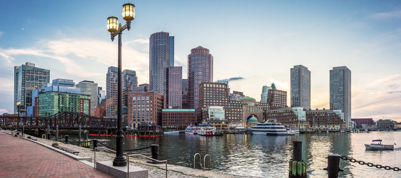 boston building boom