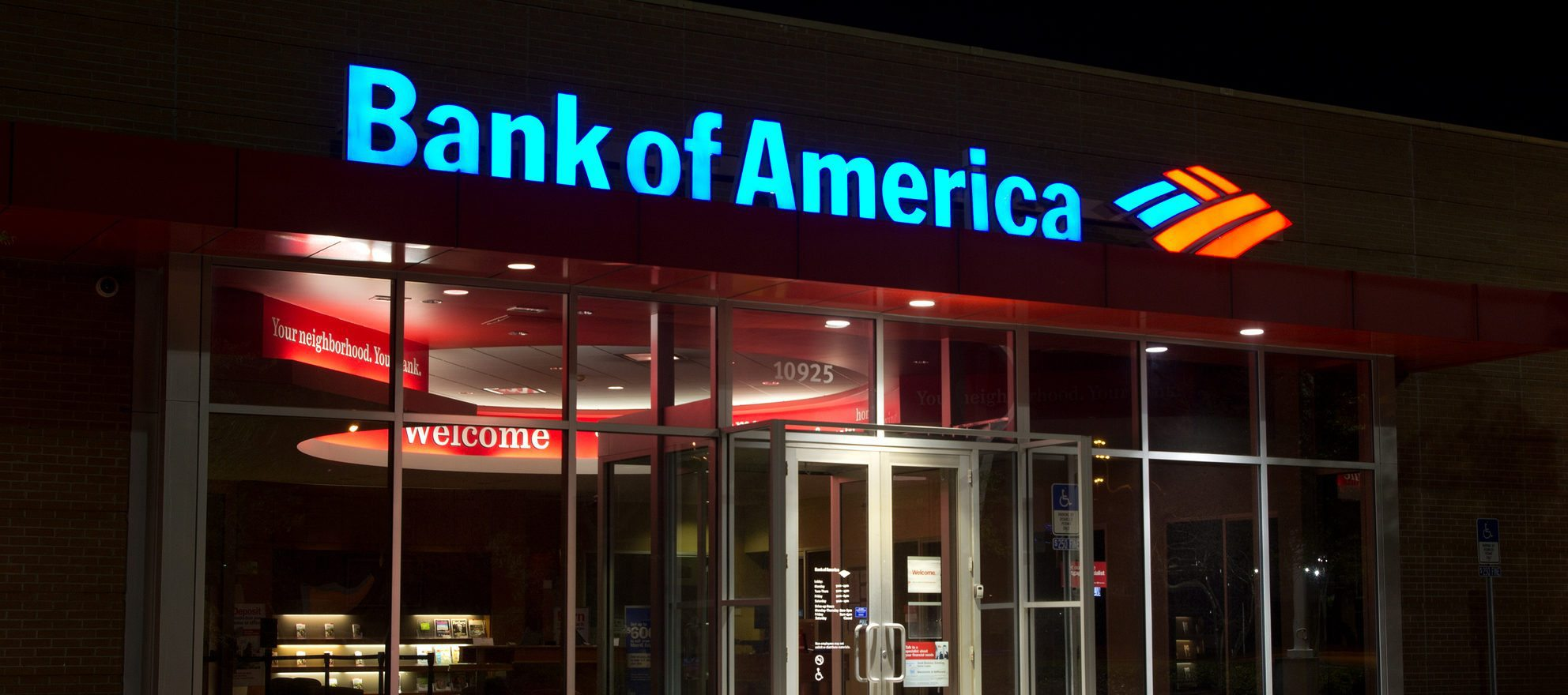 bank of america real estate