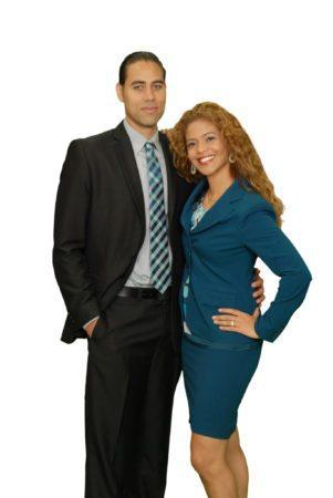 Brokers Cory and Milly Kammerdiener