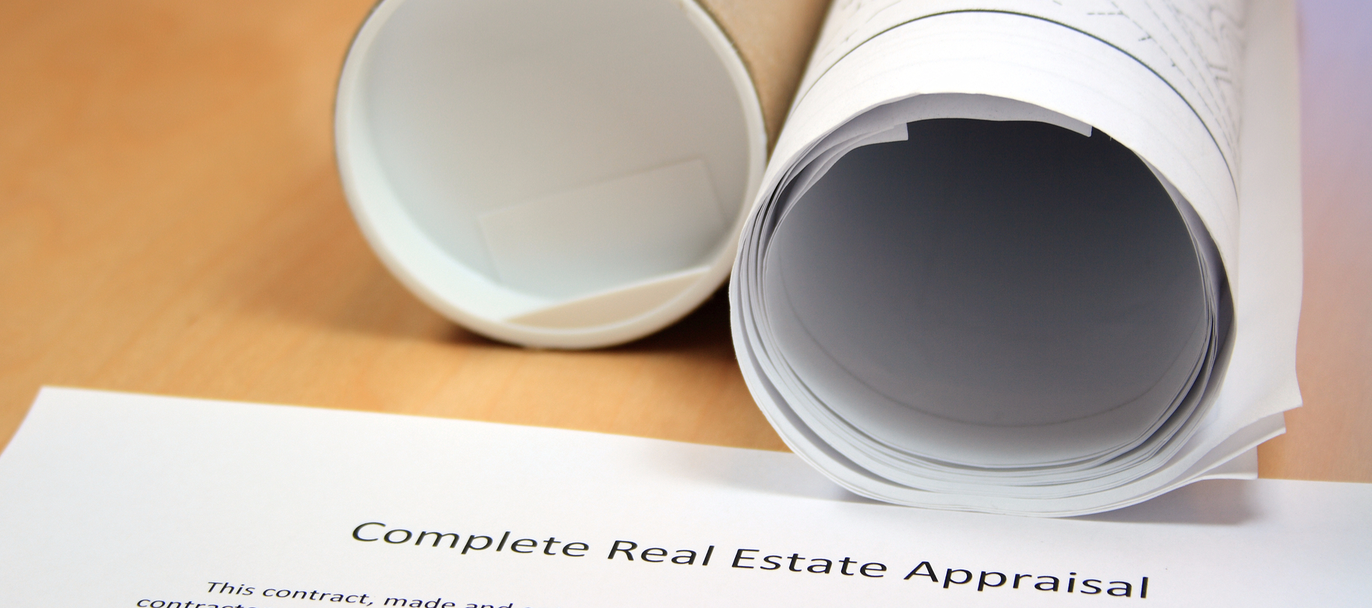 real estate appraisals