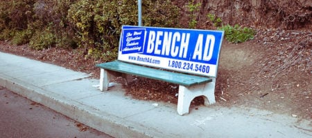 99 lead sources for real estate agents (and a bus bench ain't one)