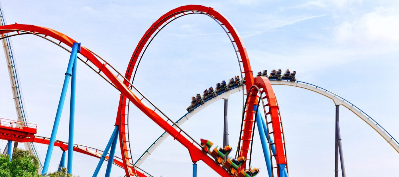 Stuck on the sales roller coaster? Kick these 5 bad habits