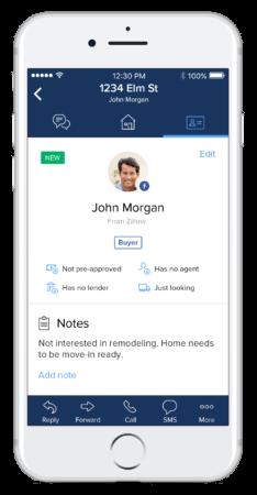 Zillow Group Premier Agent app
