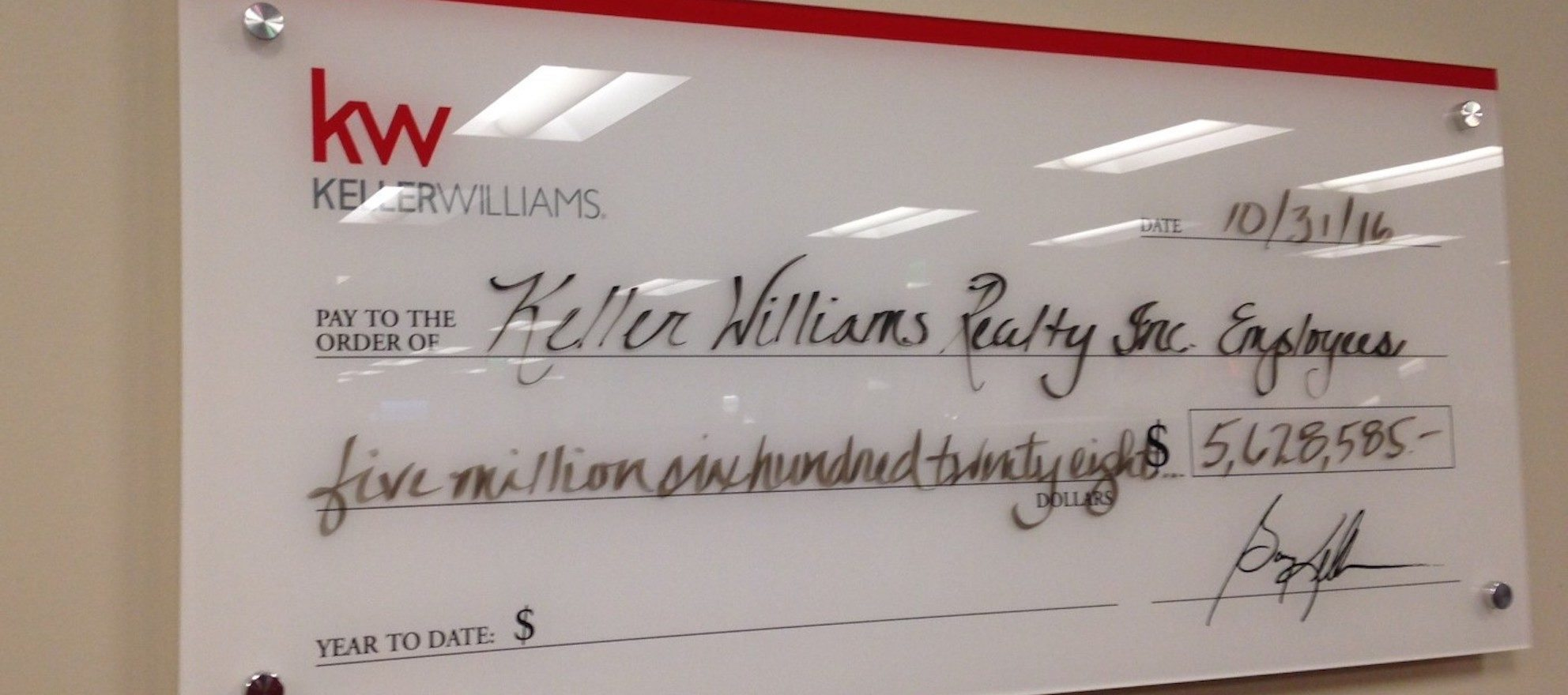 keller williams profit-share