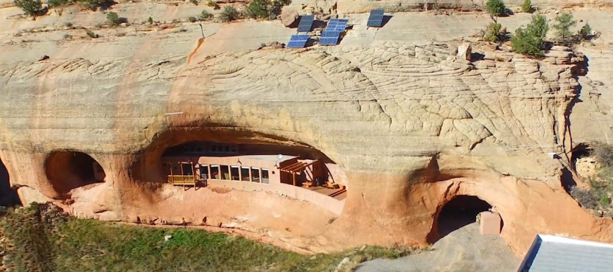 utah cliff house