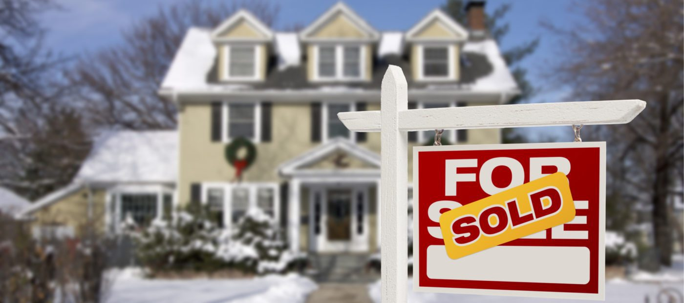 Existing-home sales up in October, ending 6-month slide: NAR