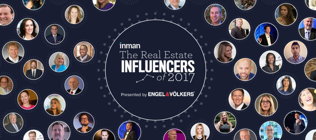 inman influencer 2017