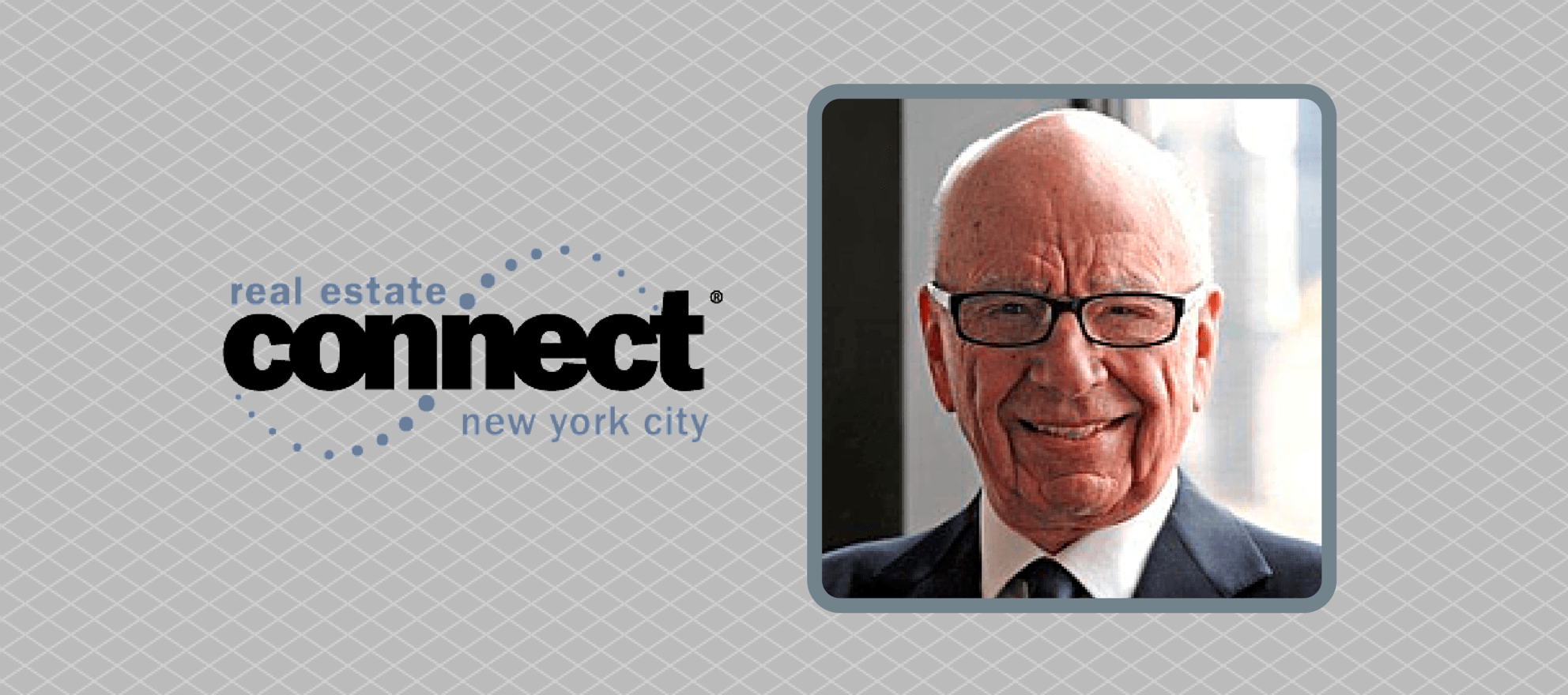 Rupert Murdoch to deliver keynote address at Connect NYC 2015