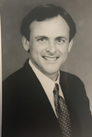 Gary Gentry in the 1980s, when he joined Keller Williams.