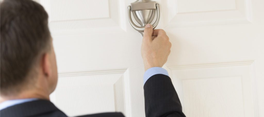 Door-knocking works: 3 agents' strategies that prove it