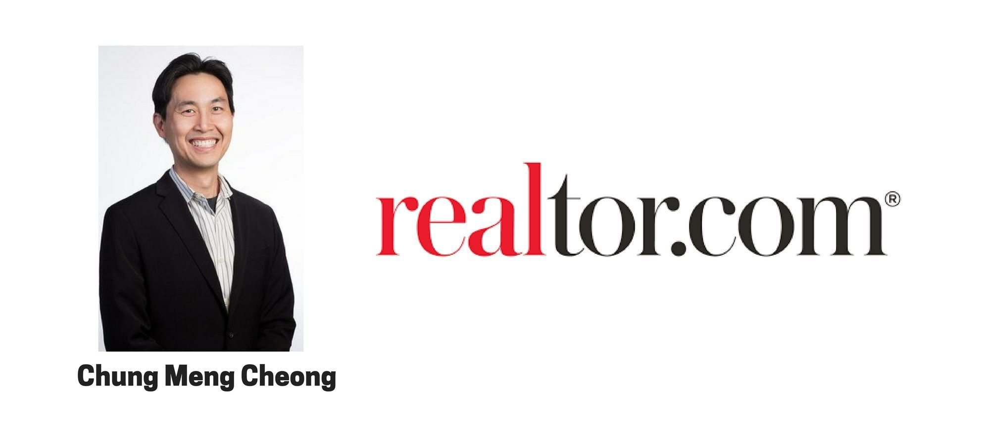 Chung Meng Cheong realtor.com chief product officer