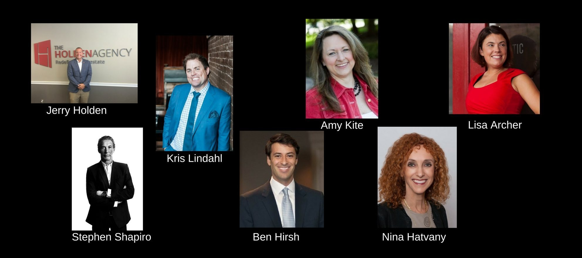 top producing real estate agents