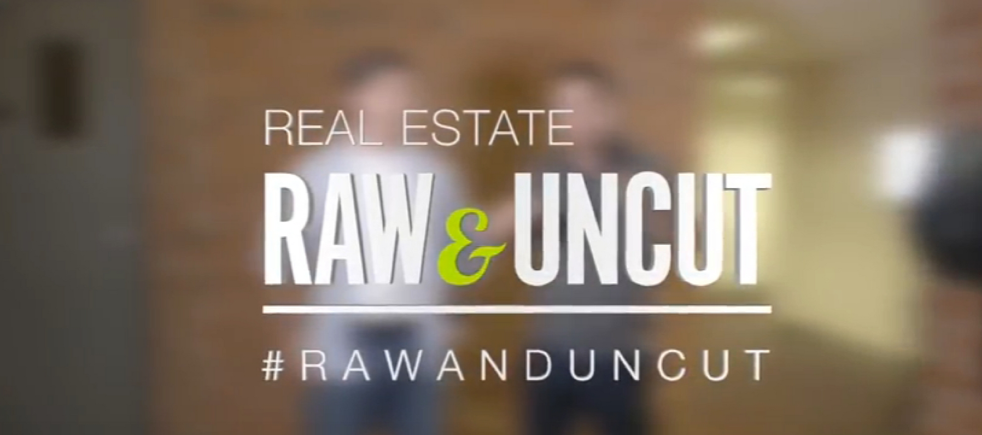 real estate raw and uncut byron lazine tim bray inspections
