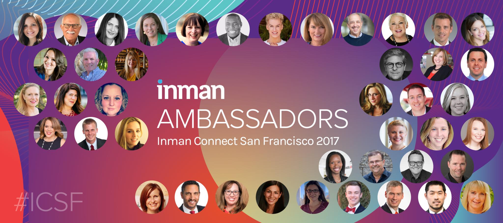 Inman Ambassadors ICSF 2017