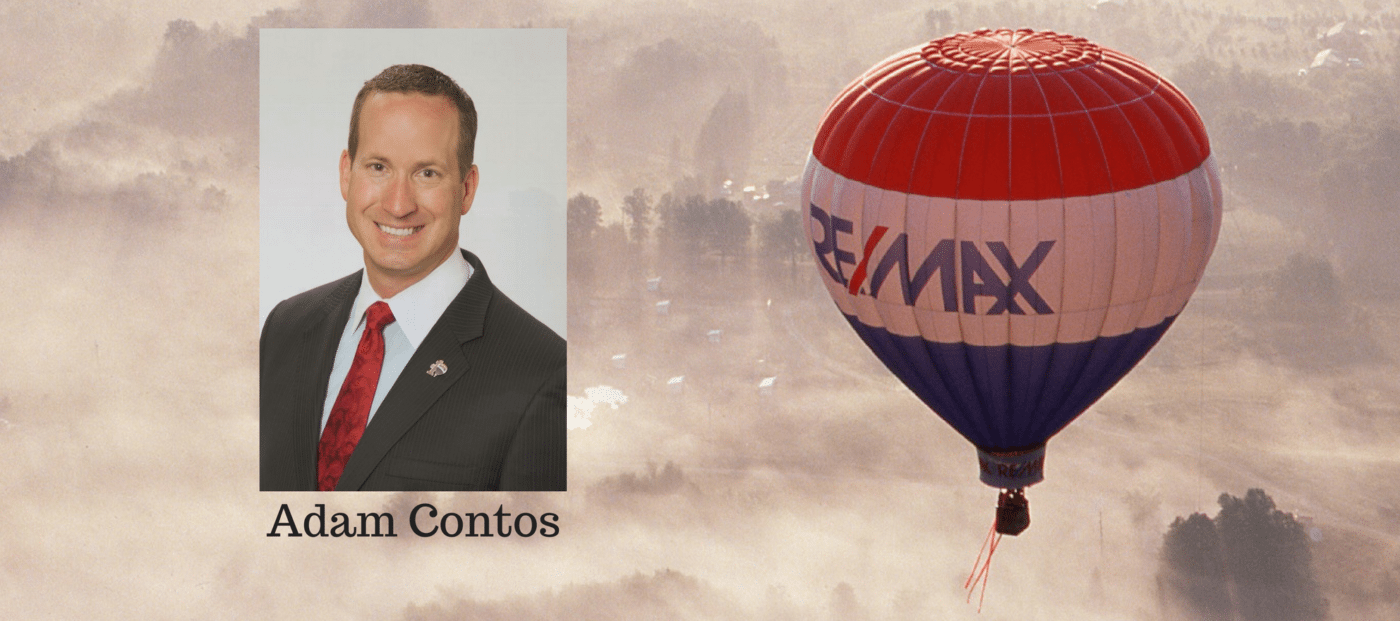 adam contos remax co-ceo