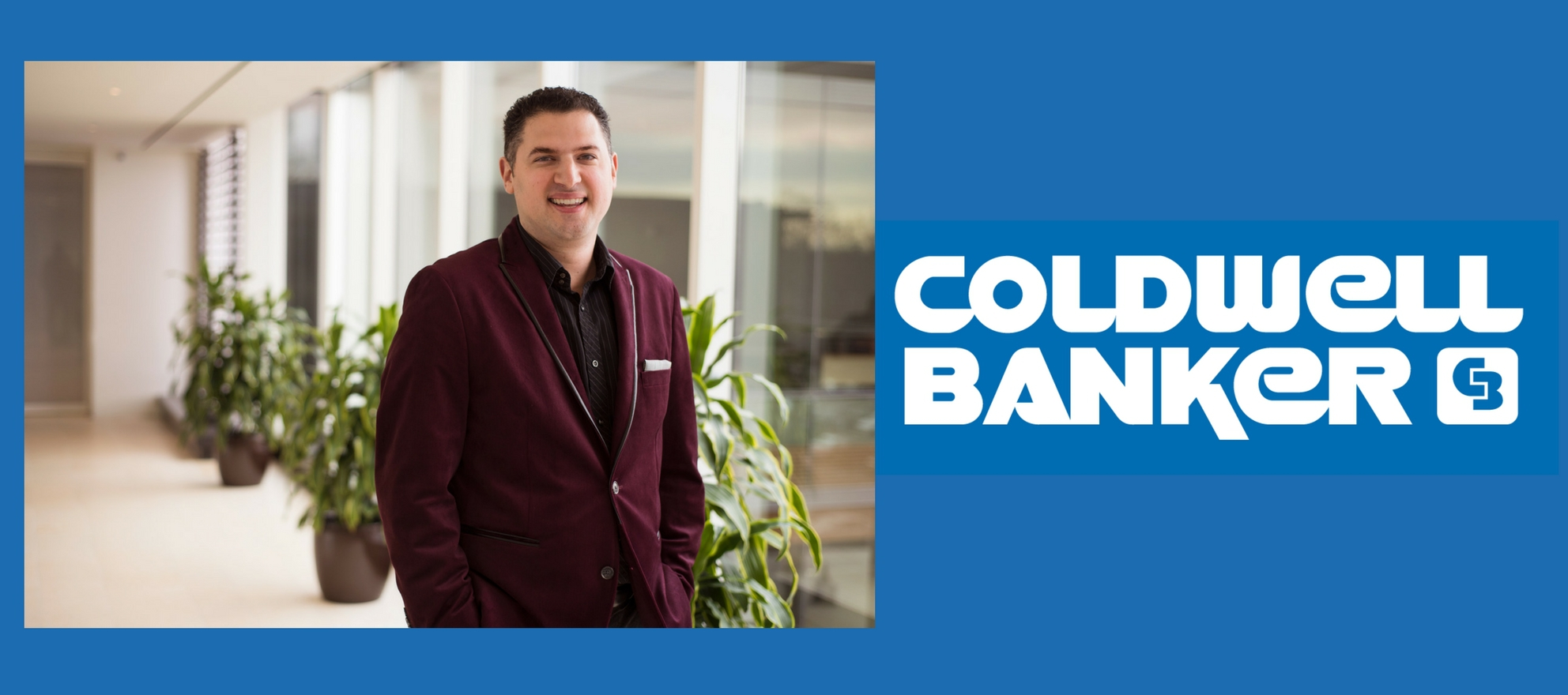 david marine coldwell banker svp marketing
