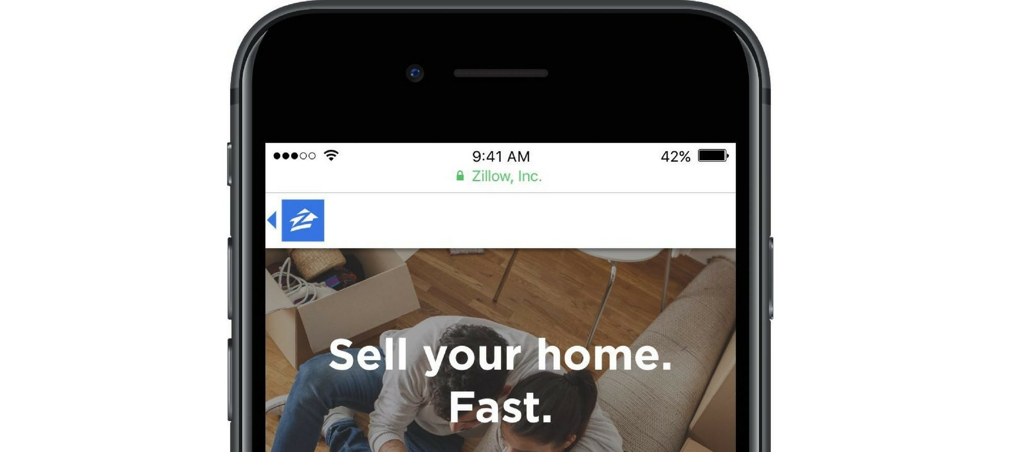 Zillow Instant Offers results