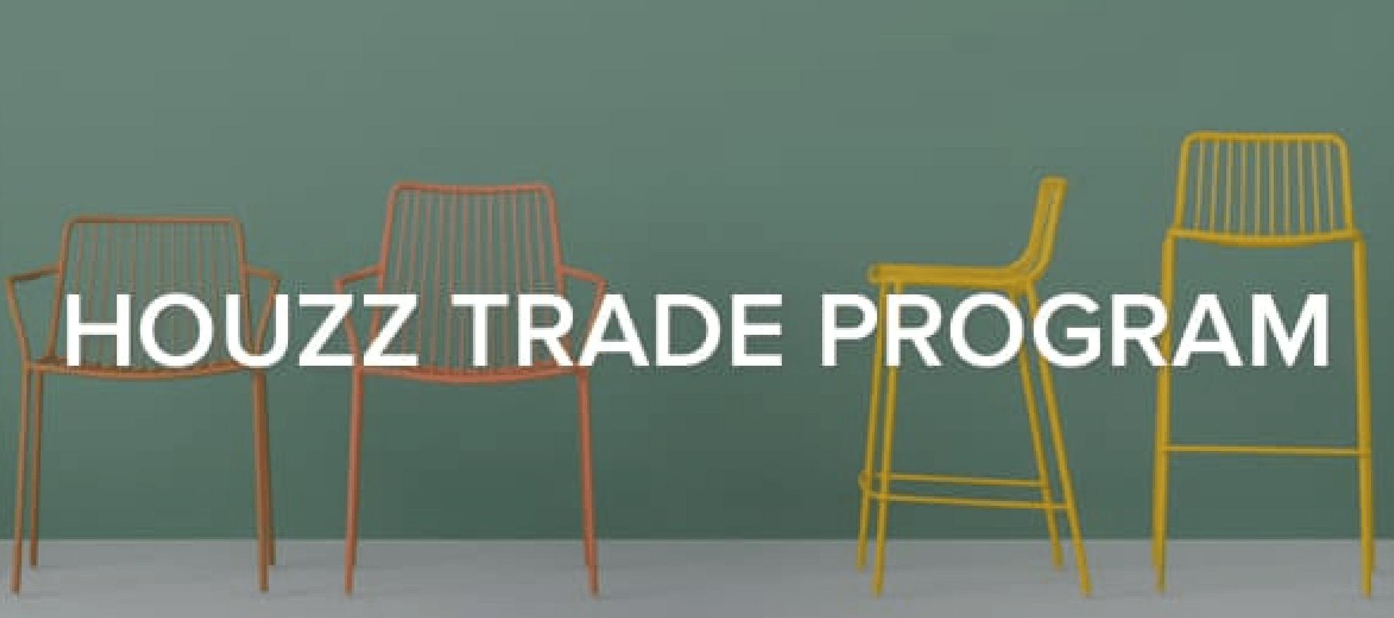 houzz trade program