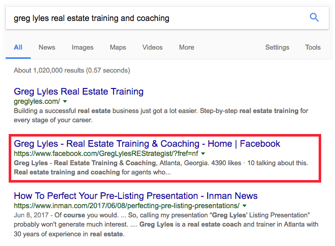 The Real Estate Agent's Epic Guide To The Ultimate Facebook