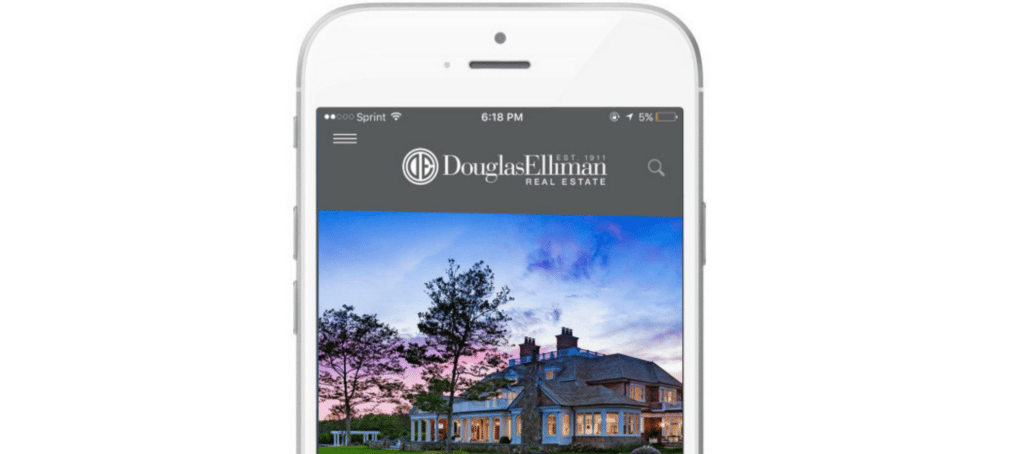 douglas elliman mobile search app