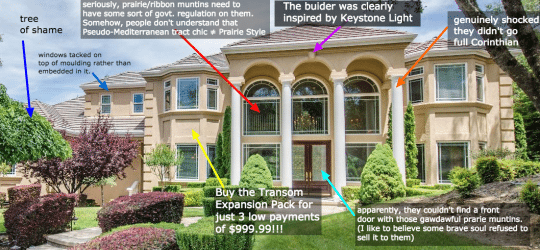 Mcmansion Hell Blogger Fighting Back In Zillow Listing